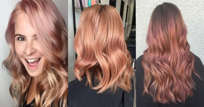 65-Rose-Gold-Hair-Colour