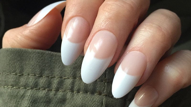 28 Stunning Almond Shape Nail Design Ideas Hairs London