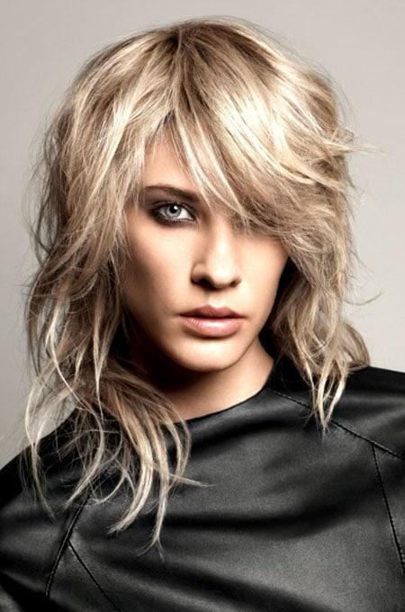 9. Modern Shag Haircut