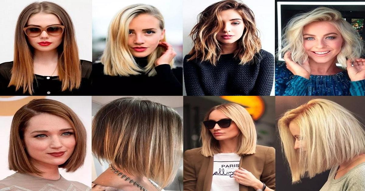 Best Haircuts For Women Fall Winter 2018 2019