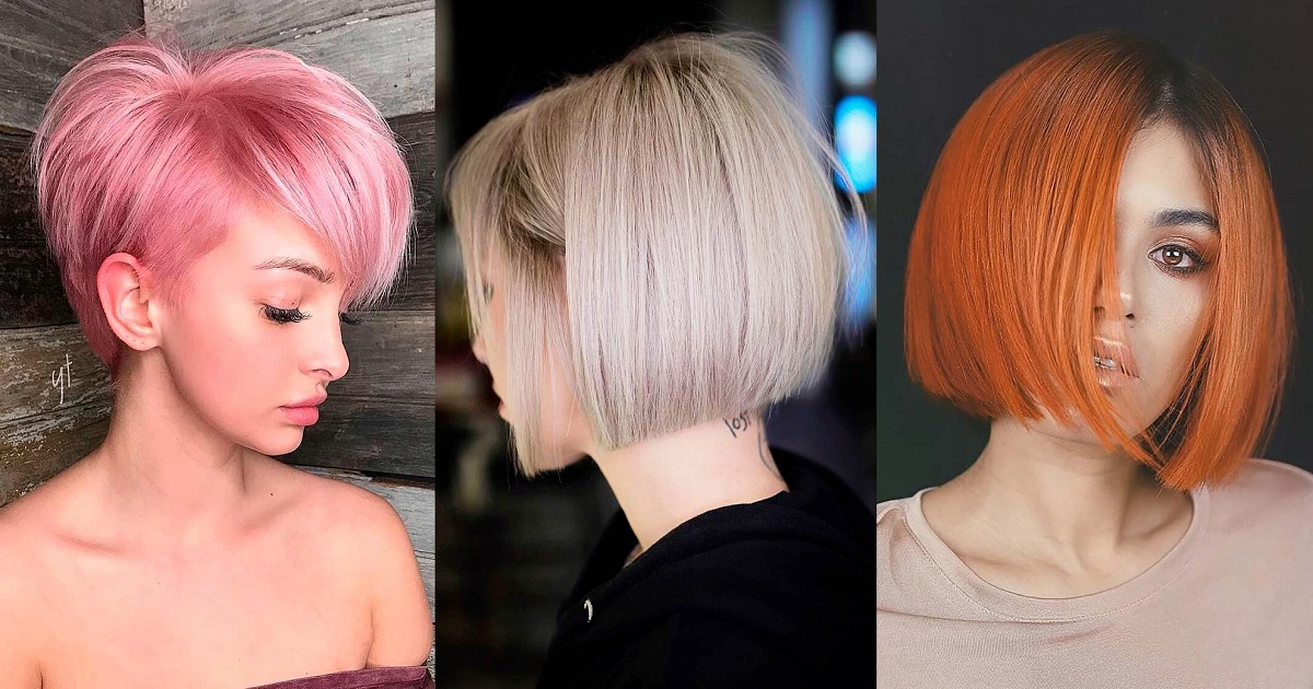 SHORT BOB HAIRCUTS FOR WOMEN TO TRY IN 2019