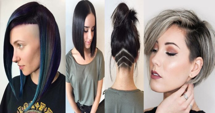 THE TIMELESS UNDERCUT BOB HAIRCUT: EMBRACE TWO TRENDS ROLLED INTO ONE
