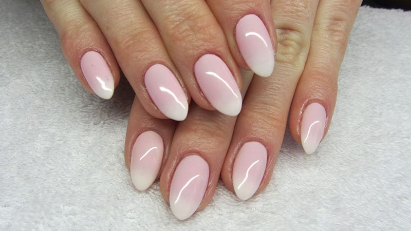 Almond Shaped Acrylic Nails