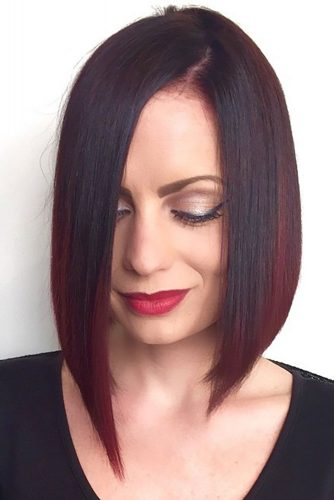 Asymmetrical Bob Haircuts picture2