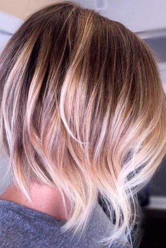 Balayage Short Hair Looks picture 2