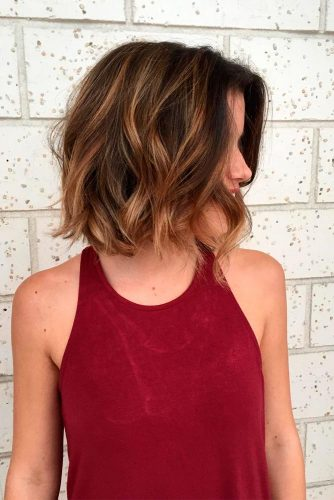 Balayage Short Hair Looks picture 3