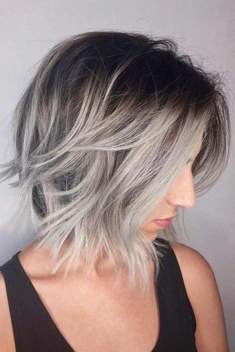 Beautiful Grey Hairstyles picture1