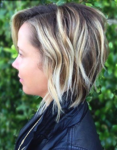 blonde disconnected undercut for fine thin hair