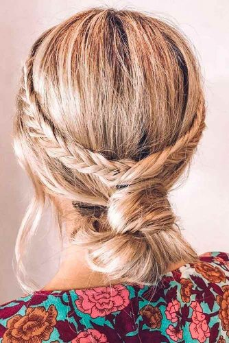 Boho Hairstyles For Medium Length Hair picture2