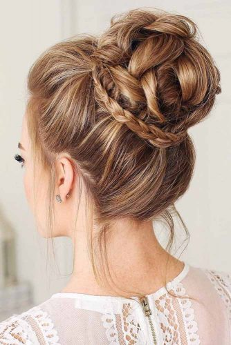 Braided Updo Hairstyles picture1