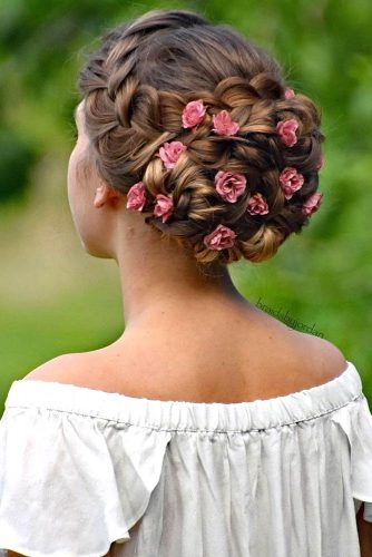 Braided Updo Hairstyles picture2