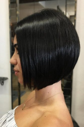 Brunette Short Bob picture2