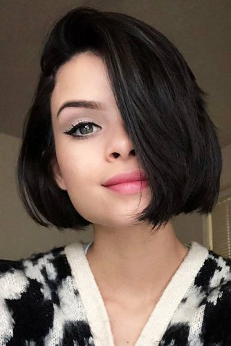 Brunette Short Bob picture3