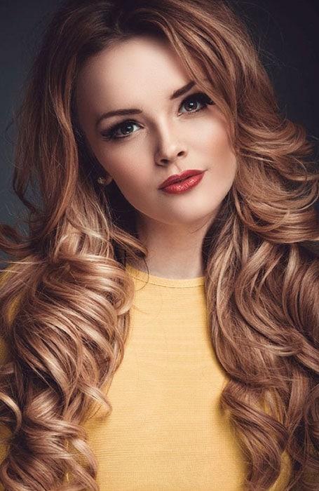 Cool Blonde Highlights on Light Brown Hair