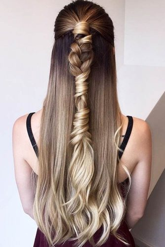 Cool Ideas Of French Braid Hairstyles picture1