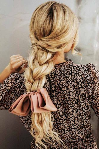 Cool Ideas Of French Braid Hairstyles picture3