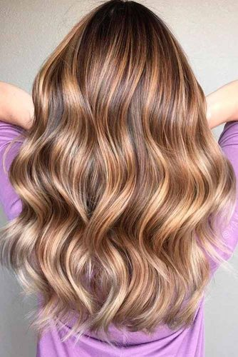 Cute Light Brown Hair Color Ideas picture2