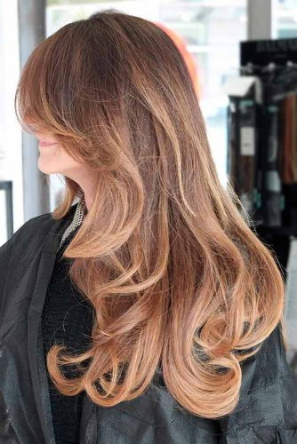Cute Light Brown Hair Color Ideas picture5