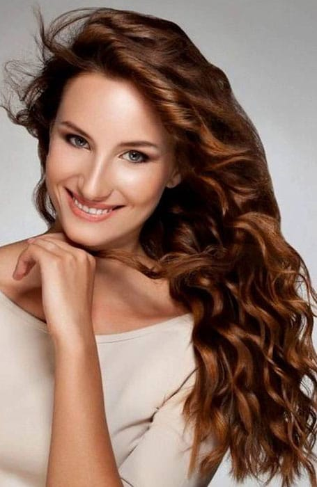3 Color Hair: Dark-brown-hair-color-with-chestnut-highlights