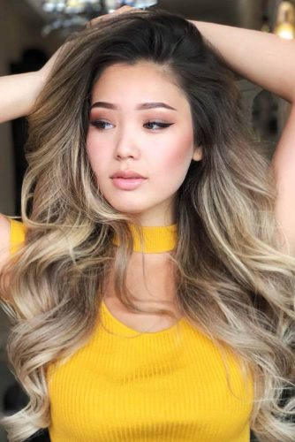 Dirty Blonde Hair Color Ideas Which Suits Your Skin Tone Ombre #blondehair #ombre