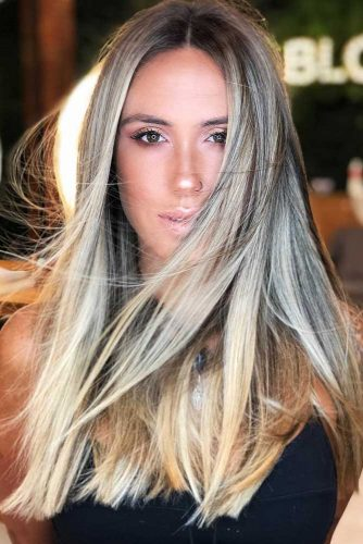 Dirty Blonde Hair Color Ideas Which Suits Your Skin Tone Platinum #blondehair #highlights