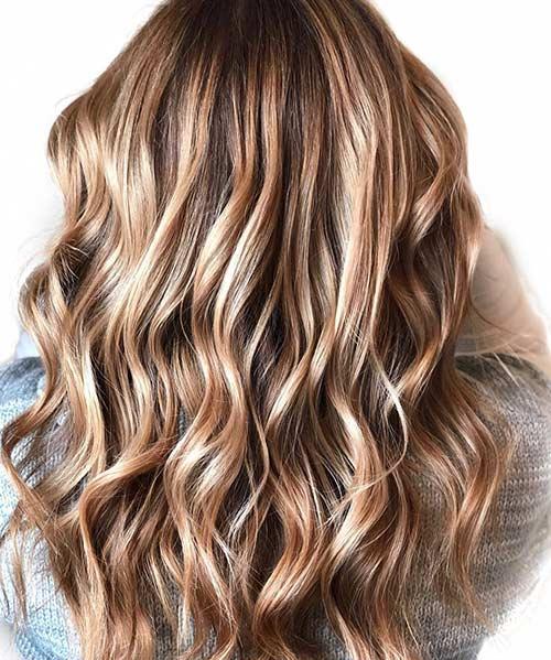 Dirty Blonde Hair Shades - Dark Butterscotch Dirty Blonde