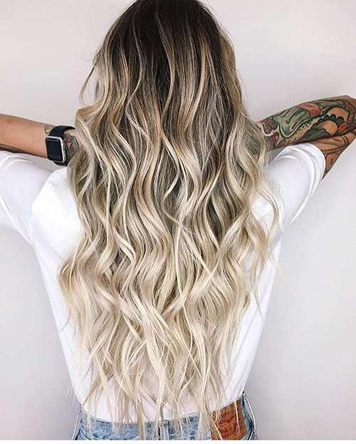 Dirty Blonde Hair Shades - Dirty Blonde Ombre