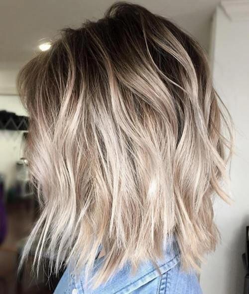 Dirty Blonde Hair Shades - Dirty Coffee Blonde