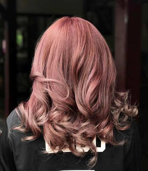 Dirty Blonde Hair Shades - Dirty Pink Blonde
