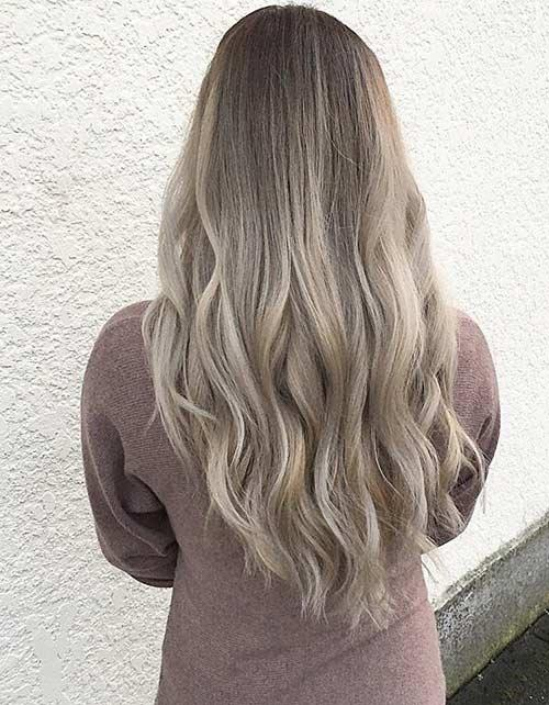 Dirty Blonde Hair Shades Light Ash
