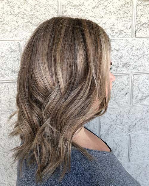 Dirty Blonde Hair Shades - Natural Dirty Blonde