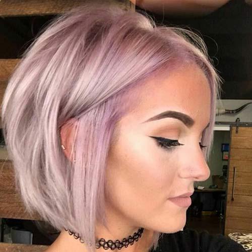Dirty Blonde Hair Shades - Violet On Dirty Blonde