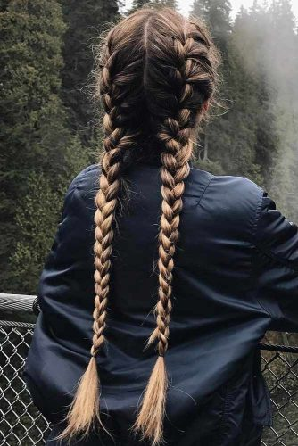 Double French Braid Styles picture3