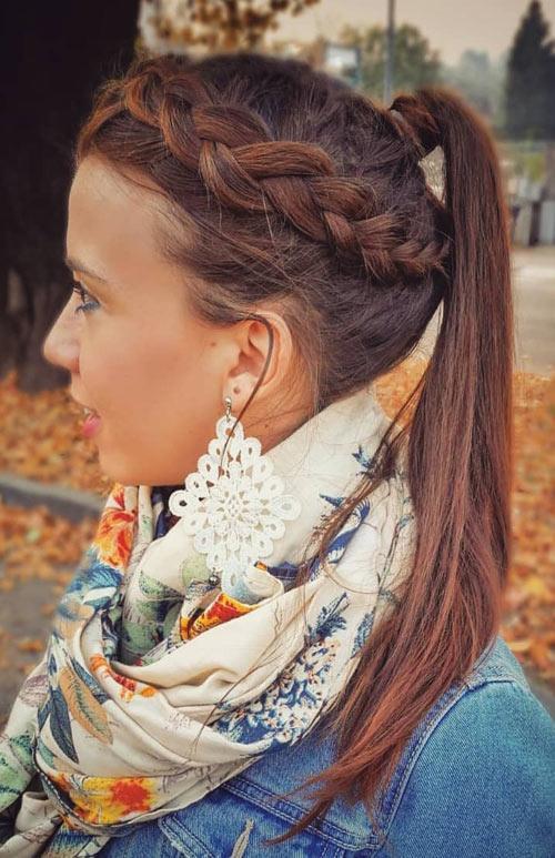 Excellent Dutch Side Braided Ponytail Hairs London Schematic Wiring Diagrams Phreekkolirunnerswayorg