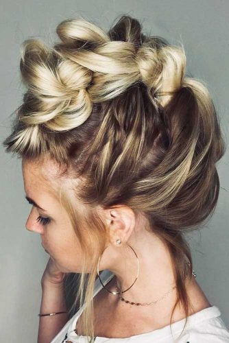 27 HOTTEST MEDIUM HAIRSTYLES FOR WOMEN 2019 | Hairs London