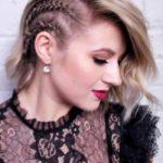 Milkmaid Braid Short Hair Hairs London