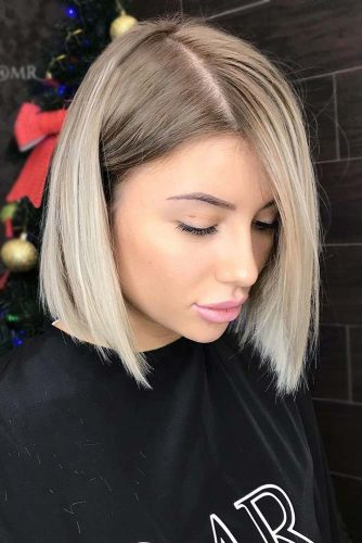 Flattering Hairstyles for Round Faces picture2