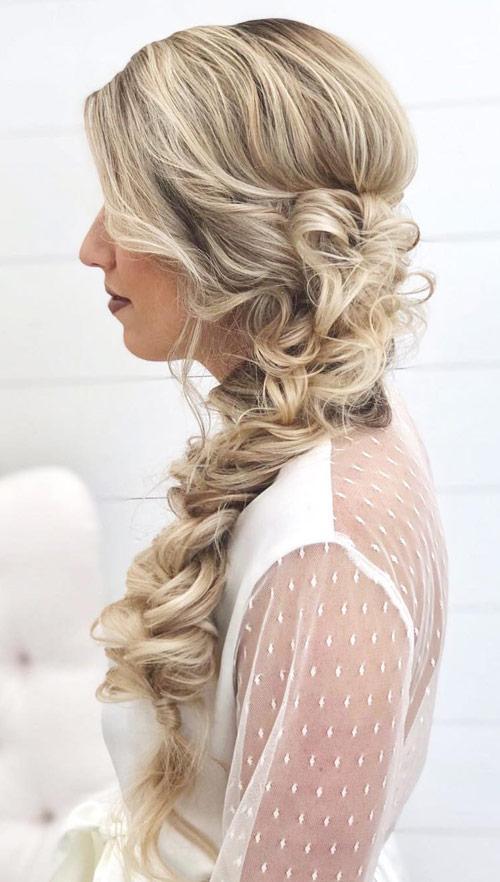 Flawless Side Braid