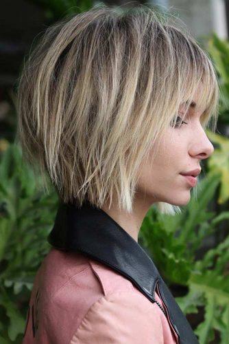 Hairstyles with Bangs picture2