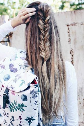 Half-Up Braided Hairstyles picture1