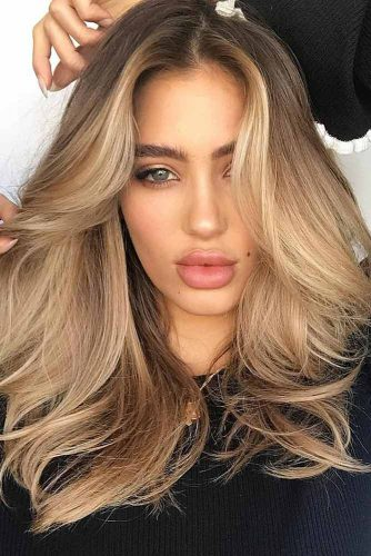 Is Light Brown Hair Color For Your Skin Tone