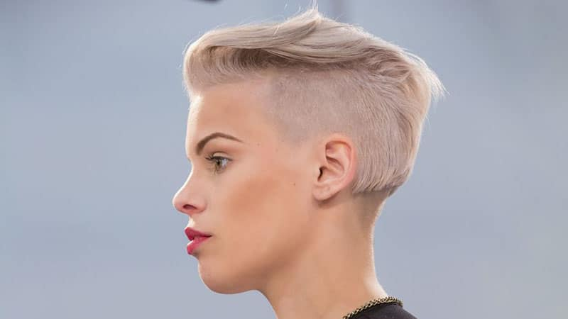 Layered Undercut