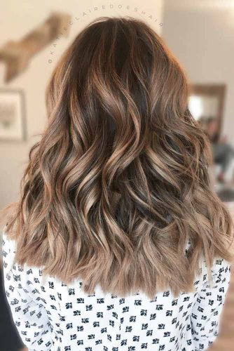 32 Ideas For Light Brown Hair Color With Highlights
