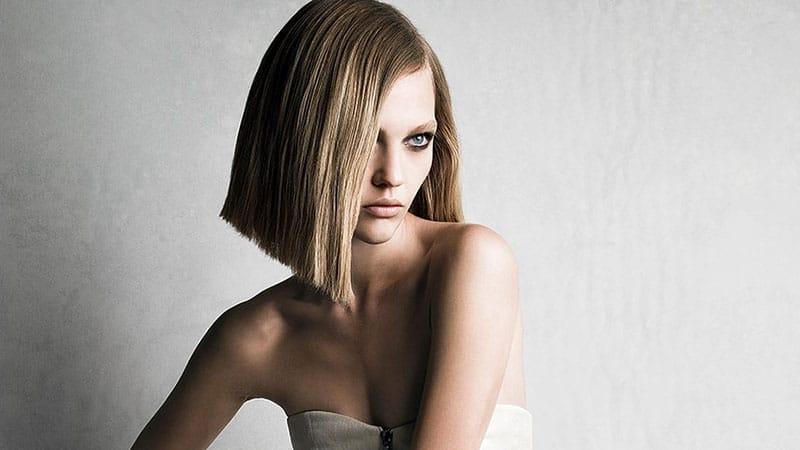 Long A-Line Bob Hairstyle