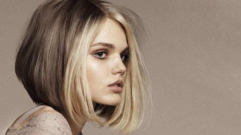 Long Inverted Bob Hairstyle