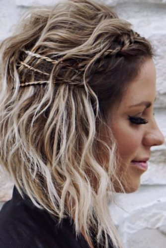 Lovely Hairstyles with Braids