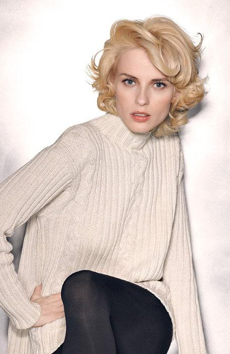 Marilyn Monroe Short Curly Style