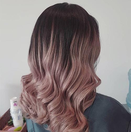 Pink Ash Brown