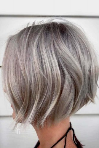 Platinum Blonde Short Choppy Bob Haircuts #shortbob #shortbobhairstyles #hairstyles #bobhairstyles