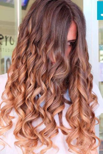 Popular Balayage on Light Brown Hair picture3